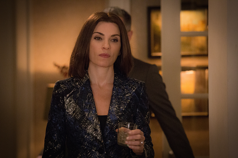 "Cover image for  article: The Top 25 Shows of 2015, No. 15: CBS' Sublime ""The Good Wife"""