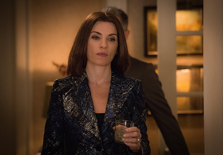"The Top 25 Shows of 2015, No. 15: CBS' Sublime ""The Good Wife"""