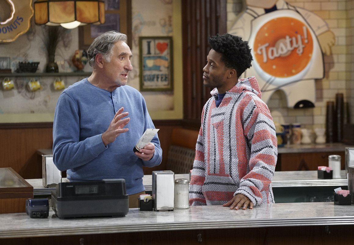 "CBS' ""Superior Donuts"" Tackles Tough Issues, Seventies Style"