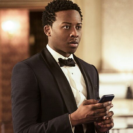 "Preview image for article: Brandon Micheal Hall of CBS' ""God Friended Me"" on Making an Impact"