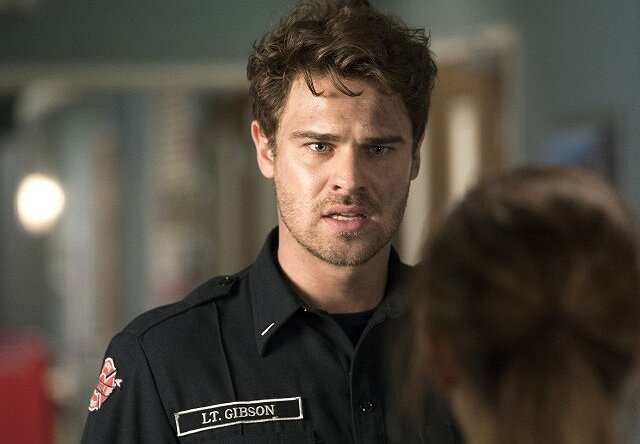 "Grey Damon on His Role in the ""Grey's Anatomy"" Spin-off ""Station 19"""