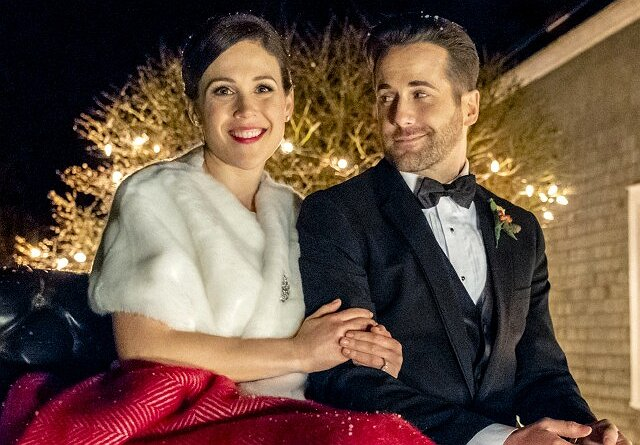 "Erin Krakow on Hallmark's Latest (and Last?) ""Father Christmas"" Movie"