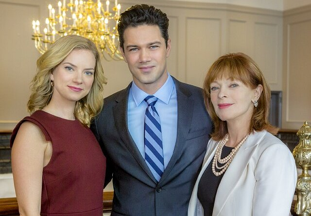 "Ryan Paevey Returns to Hallmark Channel in ""Marrying Mr. Darcy"""