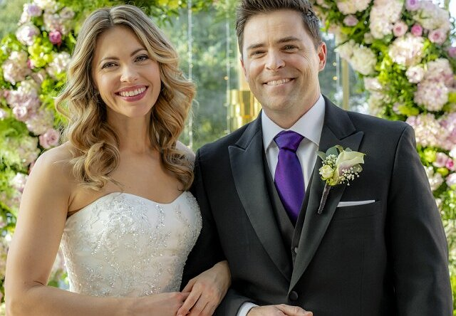 "Pascale Hutton Continues Her Love Story in ""The Perfect Bride: Wedding Bells"""