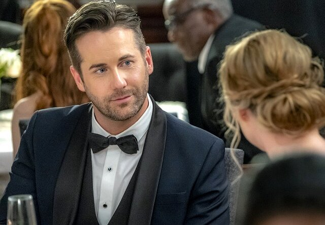 "Niall Matter Says ""Love at First Dance"" Is Something Different for Hallmark"