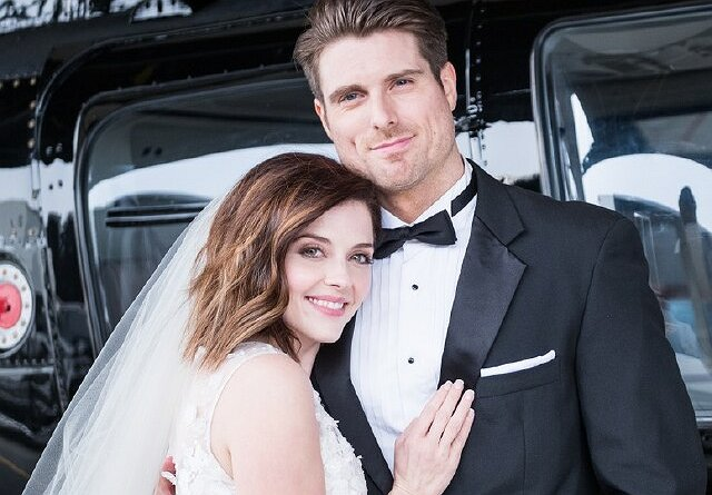 "Jen Lilley on Her New Hallmark Channel Movie ""Yes, I Do"""