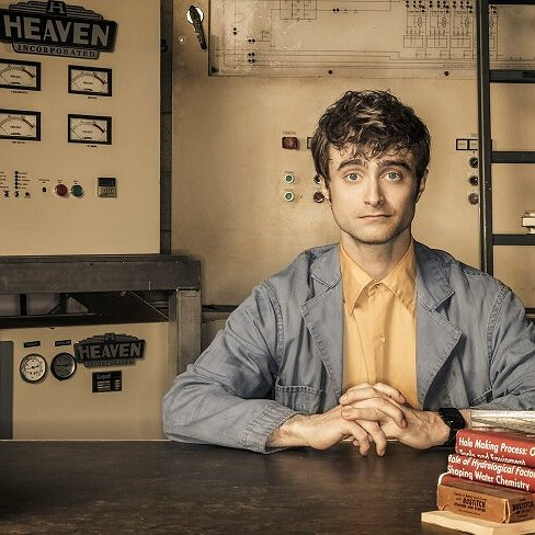 "Preview image for article: TBS at TCA:  Daniel Radcliffe on His Heavenly Comedy ""Miracle Workers"""