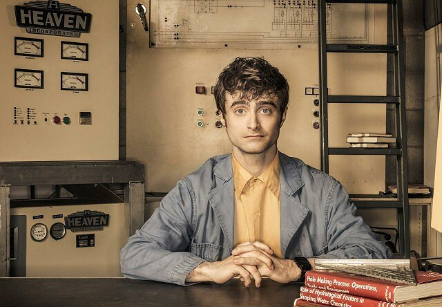 "TBS at TCA:  Daniel Radcliffe on His Heavenly Comedy ""Miracle Workers"""