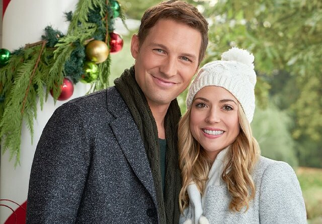 "Michael Cassidy on Joining the Hallmark Family in ""Jingle Around the Clock"""