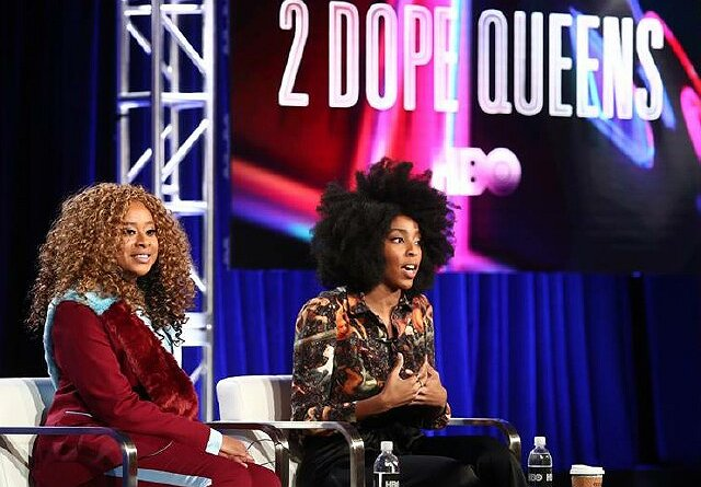 "TCA:  Podcast Royalty ""2 Dope Queens"" Hit the Jackpot at HBO"
