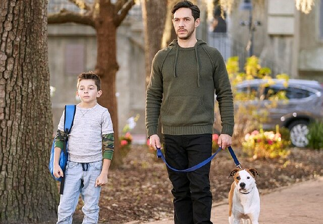"Michael Rady on Playing a Superdad in Hallmark's ""Love to the Rescue"""