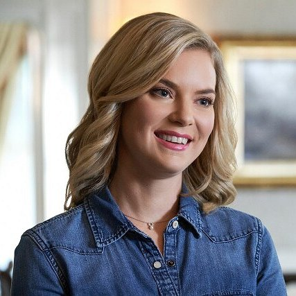 "Preview image for article: Cindy Busby on Starring in Hallmark's Latest ""Wedding March"" Movie"