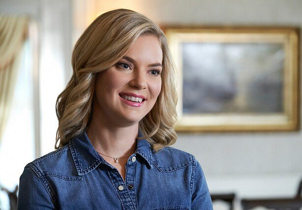 "Cindy Busby on Starring in Hallmark's Latest ""Wedding March"" Movie"