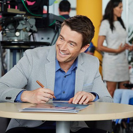 Preview image for article: Will Robert Buckley Become Known as the Paul Newman of Hallmark?
