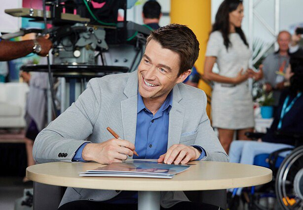 Will Robert Buckley Become Known as the Paul Newman of Hallmark?