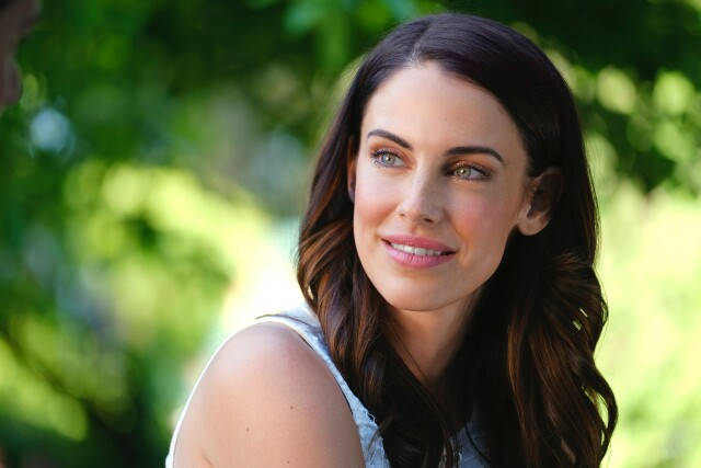 "Cover image for  article: Jessica Lowndes Proves To Be a Skilled Multi-Tasker with ""Over the Moon in Love"""