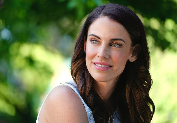 "Jessica Lowndes Proves To Be a Skilled Multi-Tasker with ""Over the Moon in Love"""