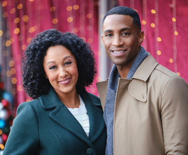 "Cover image for  article: Tamera Mowry-Housley Returns to Acting in Hallmark's ""A Christmas Miracle"""
