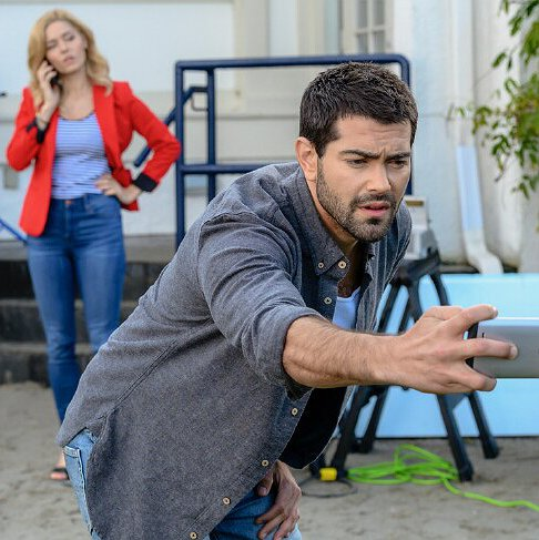 "Preview image for article: Jesse Metcalfe Tackles New Challenges in Hallmark's ""A Beautiful Place to Die"""