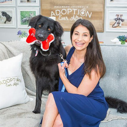 "Preview image for article: Larissa Wohl of Hallmark's ""Home & Family"" On Helping Animals During the Crisis"