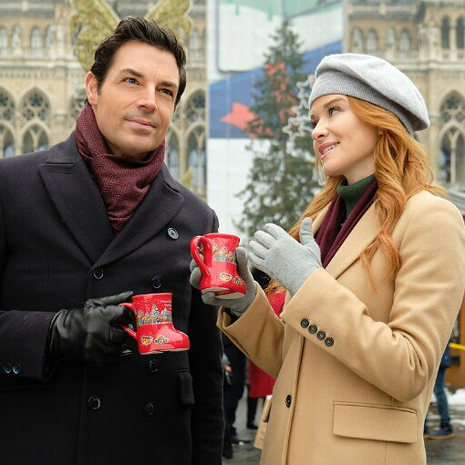"Preview image for article: Hallmark's ""Christmas in Vienna"" Was a Perfect Year-End Bonus for Brennan Elliott"