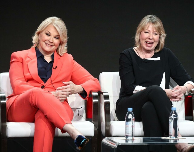"Cover image for  article: TCA: Diane English and Candice Bergen on Making ""Murphy Brown"""