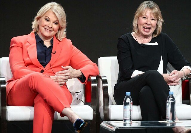 "TCA: Diane English and Candice Bergen on Making ""Murphy Brown"""