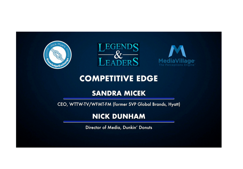 Video: Competitive Edge with Sandra Micek and Nick Dunham logo