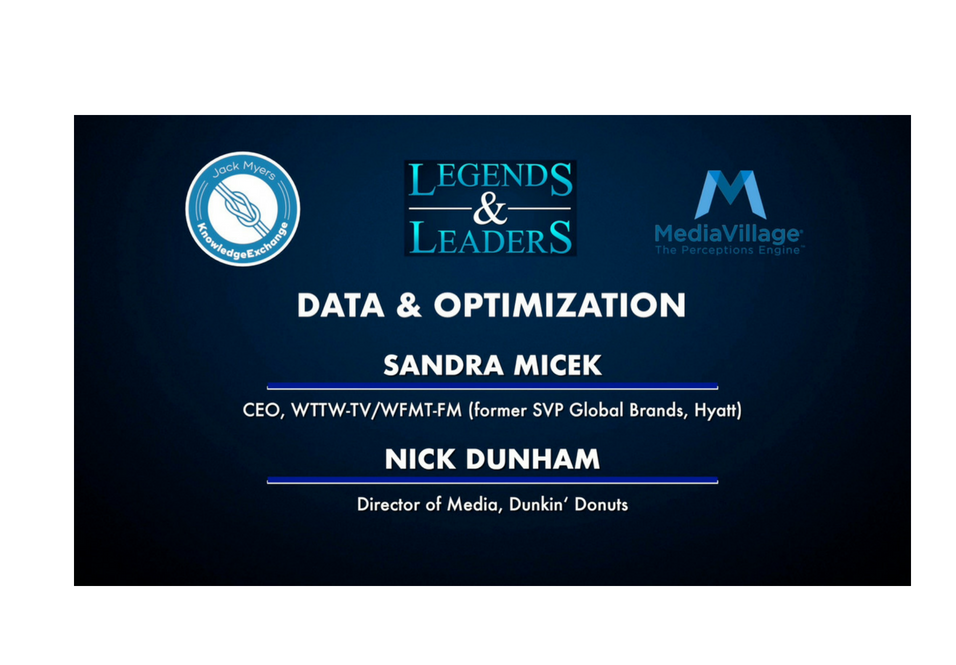 Video: Data and Optimization with Sandra Micek and Nick Dunham logo
