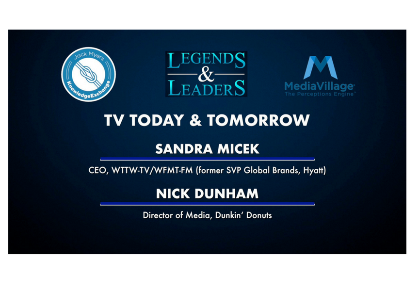 Video: TV Today and Tomorrow with Sandra Micek and Nick Dunham logo