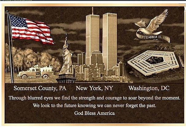 We Will Never Forget - 9/11