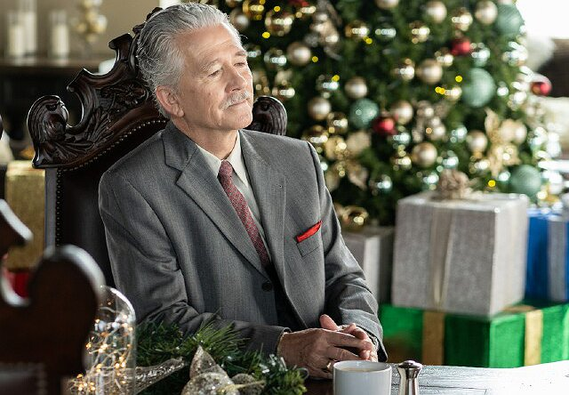 "Patrick Duffy on Lifetime's ""Random Acts of Christmas,"" Life After ""Dallas"" and More"