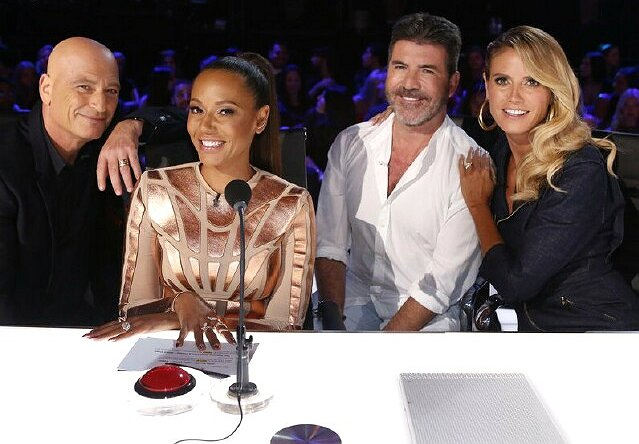 """America's Got Talent,"" Simon Cowell and Dunkin' Donuts are a Winning Combo"