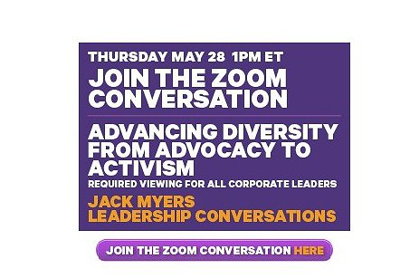 Register Now: Advancing Diversity from Advocacy to Activision - Zoom Conversation Today 1PM ET