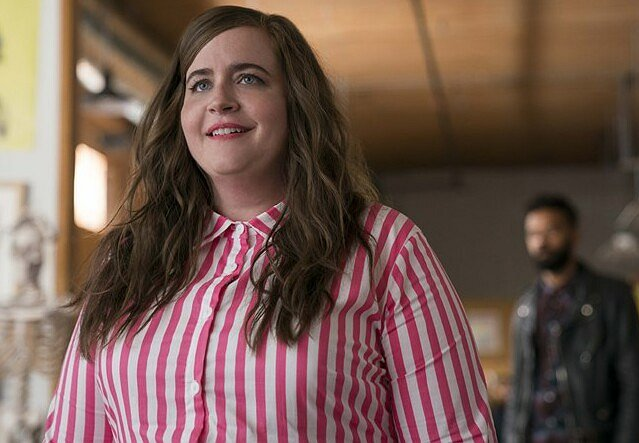 "Aidy Bryant Does Big Things in Hulu's ""Shrill"""