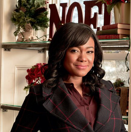 "Preview image for article: Tatyana Ali on Christmas Movies, Working Moms and a ""Fresh Prince of Bel Air"" Reunion"