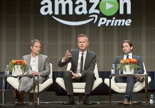 "Amazon Studios at TCA: Hot Shows, ""Cool"" Execs"
