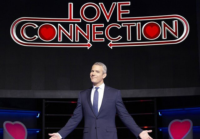 "Andy Cohen Finds a ""Love Connection"" on Fox"