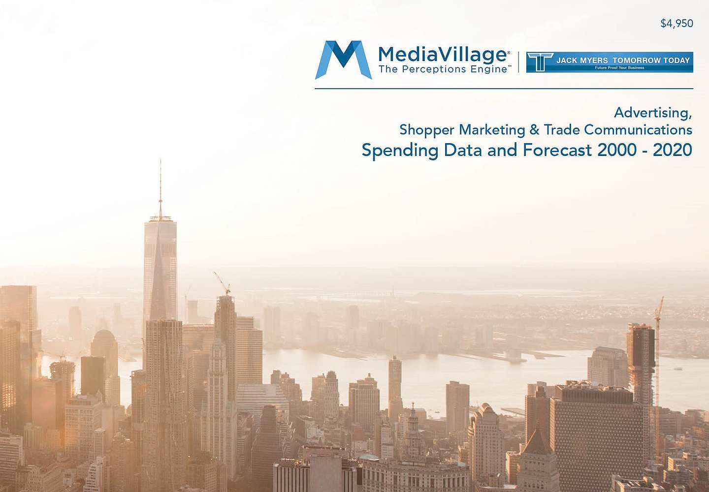 Download Today: Total U.S. Digital Ad Spend Set to Double National TV Ad Spend by 2020