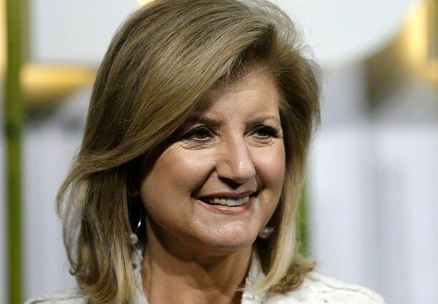 "Arianna Huffington: ""Being Tired"" Has Become an Epidemic"