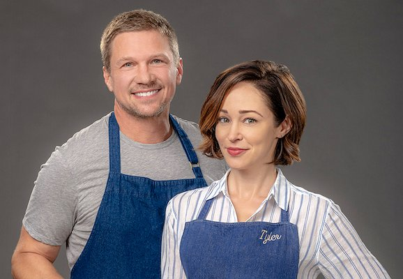 "Autumn Reeser on Her Role in Hallmark's ""Season for Love"""