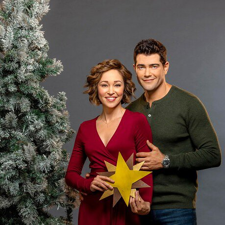 "Preview image for article: Autumn Reeser on How Hallmark Movies Can Help Us Stay ""Loving and Positive"" In a Crisis"