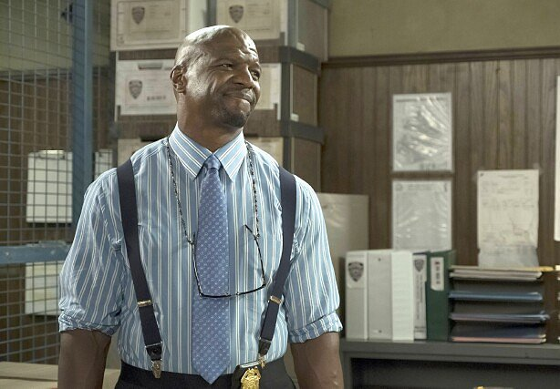 "Fox's ""Brooklyn Nine-Nine"" Takes on Racial Profiling"