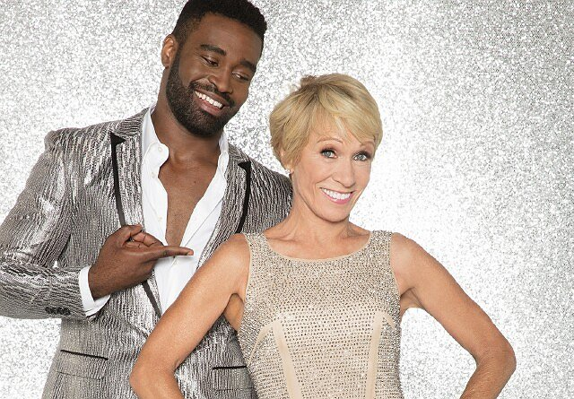 """DWTS"":  It's Back to the ""Tank"" for Barbara Corcoran"