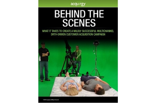 Cover image for  article: DRTV Editing Strategy from the BEHIND THE SCENES eBook - Part 5 of 10