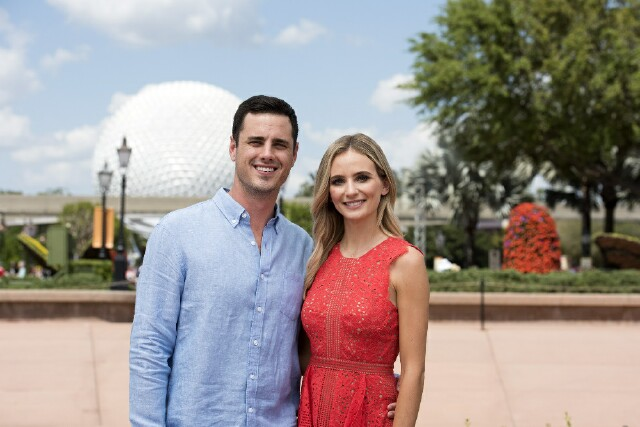 Cover image for  article: Freeform's Ben and Lauren Host Disney Wedding Special