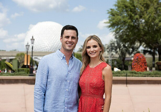 Freeform's Ben and Lauren Host Disney Wedding Special