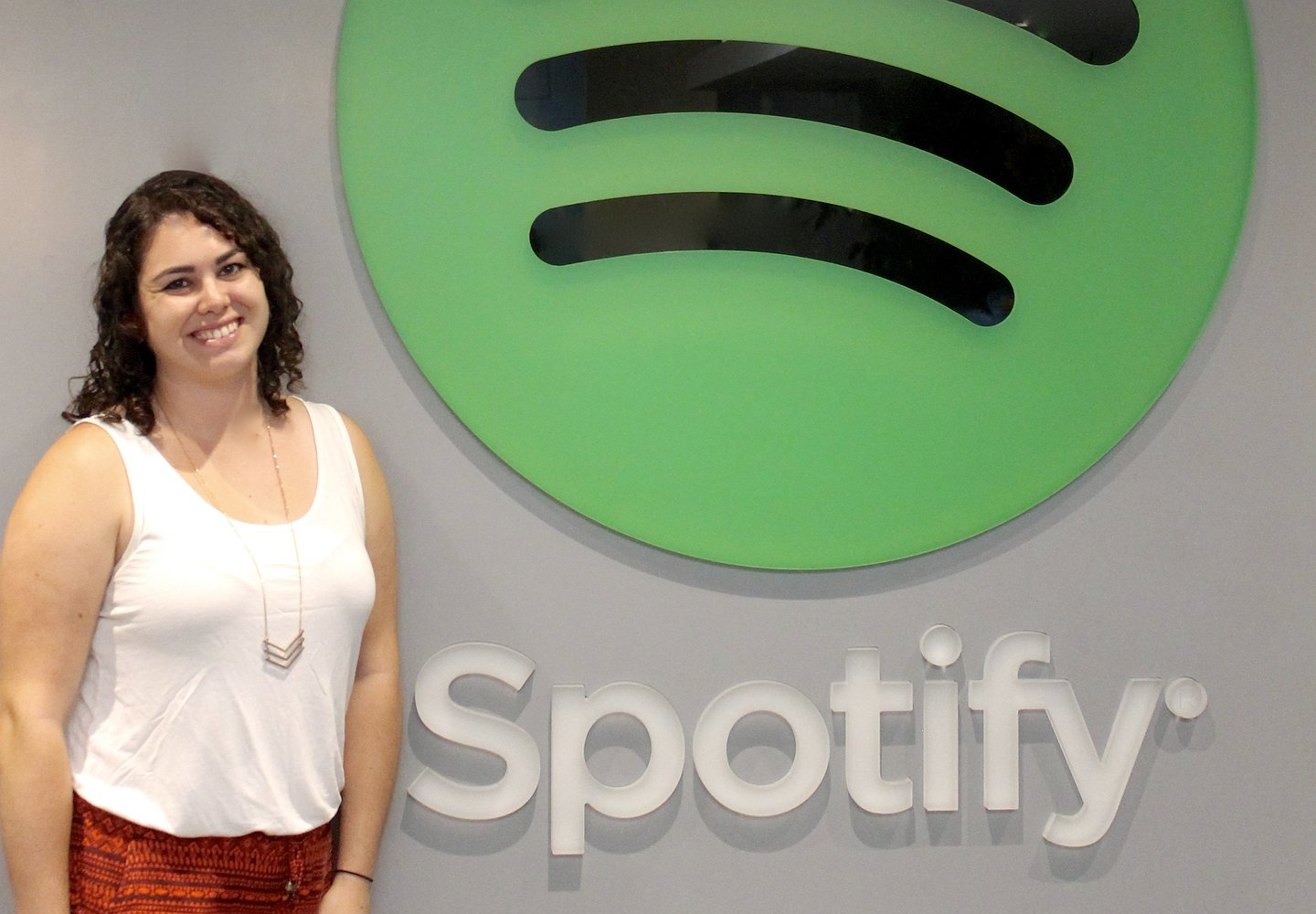 Beth Mahoney of Spotify -- A 1stFive Profile