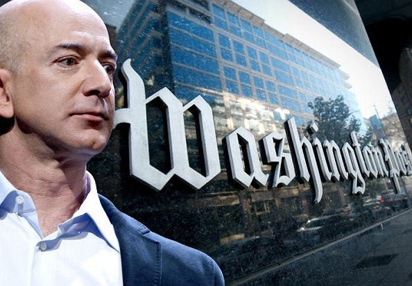 Bezos and The Washington Post: Play It Again Jeff