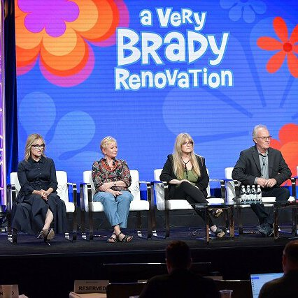 Preview image for article: HGTV at TCA:  A Very Brady Experience